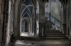 Les photos incroyables des explorateurs du Château de Noisy