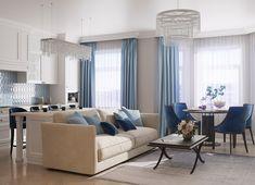 Classy Living Room, Home Living Room, Living Room Decor, Room Interior, Interior Design Living Room, Living Room Designs, Luxury Rooms, Home And Deco, Furniture Design