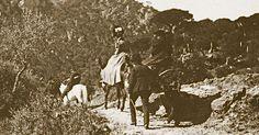 1892 und 1893 besuchte die österreichische Kaiserin Elisabeth ihren Cousin Ludwig Salvator auf Mallorca. Von dem Aufenthalt gibt es nur zwei Fotos – eines wurde vor kurzem entdeckt