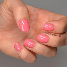 Esmalte permanente nº201 Baby Pink » Beter