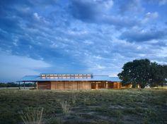 Gallery of Dixon Water Foundation Josey Pavilion / Lake|Flato Architects - 1