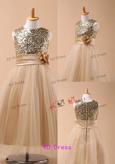 20 OFF Champagne Sequins Tulle Flower Girl Dress  by KDDRESS https://www.etsy.com/listing/204792040/20-off-champagne-sequins-tulle-flower?ref=sr_gallery_19&ga_search_query=sequin+flower+girl+dress&ga_page=2&ga_search_type=all&ga_view_type=gallery