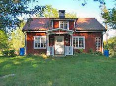 Süßes Ferienhaus Ljusemåla an der Ostsee, Småland, Vimmerby, Schweden