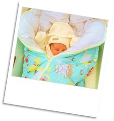 The Finnish Baby Box is a starter kit to parenthood containing body suits, sleeping bag, outdoor gear and much more - and the little one can sleep in it too!