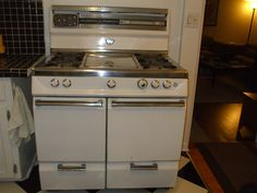This Stove Says Gaffers Sattler Not Occidental Said To Be The Original From A House Built In And Antique Raisal