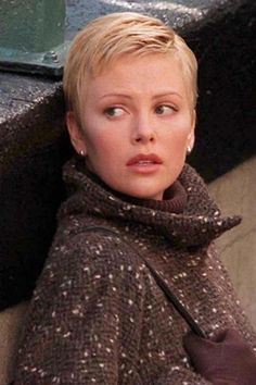 "Charlize Theron in ""The Astronaut's Wife"""