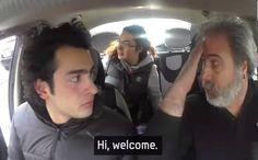 어느날 행인들이 '수화'로 말을 걸었다 (영상)