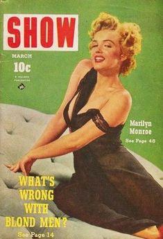 1952 Marilyn en nuisette noire - Divine Marilyn Monroe