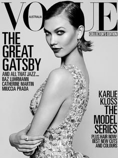 Karlie Kloss - Vogue Australia...