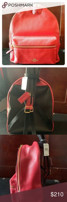 8e64cc6e0 Coach Backpack Purse This beautiful filly will definitely guide you into  the world of fashion.