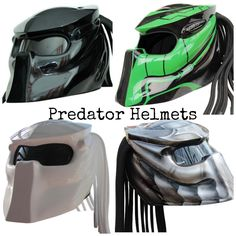 predator motorcycle helmet review