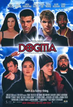 Image result for dogma movie poster