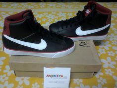 via @Tanzy2: My first nike from @Myntra.com.com ...