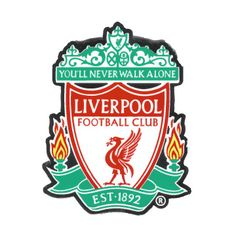 Novelty Football Gift Ideas Official Liverpool FC Window Sign Car Accessories
