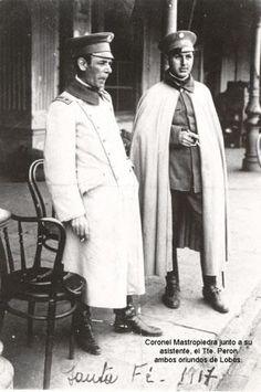 Apuntes profesionales, de Carlos Alberto SANTOSTEFANO: JUAN DOMINGO PERÓN BIOGRAFÍA Y FOTOGRAFÍAS (Lobos, 08 de octubre de 1895 - Olivos, 01 de julio de 1974)