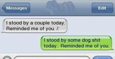 This nostalgic ex. | 26 Relationships That Were Obviously Doomed From The Start