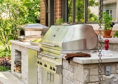 """Kalamazoo Outdoor Kitchen - """"Dressed to Grill"""" (....Sophisticated Skewers!!!!)"""