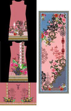 textile design on Behance Textile Pattern Design, Textile Patterns, Textile Prints, Textiles, Lips Cartoon, Folder Design, Media Design, Fashion Prints, Digital Prints