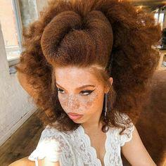natural hair journey Stop Natural Hair Breakage FAST - type Long Natural Hair, Pelo Natural, Natural Hair Growth, Natural Hair Journey, Natural Girls, Natural Updo, Natural Makeup, Natural Beauty, Curly Hair Styles