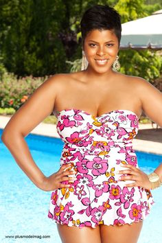 stunning plus size models - Google Search