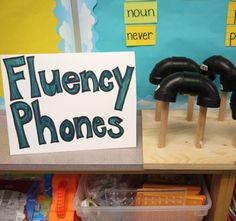 """INSTRUCTION: """"Fluency Phones: Amplifying Students' Voices in Oral Reading"""" An idea to help students hear themselves and focus while independent reading. Will work in loud classrooms. Workshop, Balanced Literacy, Self Monitoring, Independent Reading, Student Reading, Reading Comprehension, Reading Passages, Read Aloud, Learn To Read"""