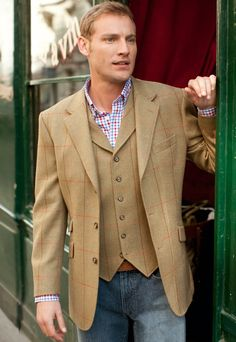 Inverness Suit Jacket