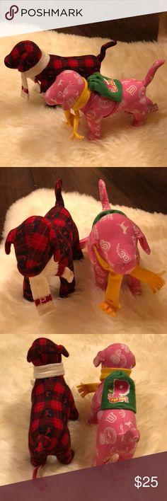 VS PINK Rare Mini Dogs VS PINK Rare mini dogs in excellent condition. PINK Victoria's Secret Accessories