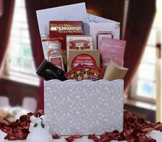 The Perfect Gift Basket - Wedding Shower Treats,