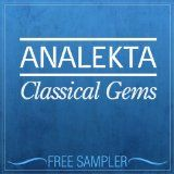 Analekta: Classical Gems: Free Sampler (MP3 Music)By Various Artists