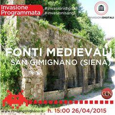 Invasioni digitali alle Fonti Medievali di San Gimignano https://www.facebook.com/baccano.san.gimignano/photos/a.756053444450496.1073741828.756028791119628/823721477683692/?type=1&theater … #sangimignano