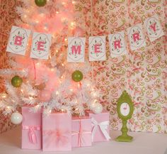 Image result for Pink Christmas Blog