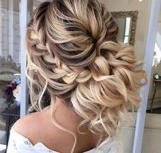 Wedding Guest Hairstyles Pinterest