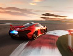 Incredible! This video shows why the #McLarenP1 Is The King of FLAMETHROWERS!