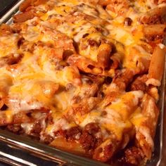 """3 Likes, 1 Comments - Lauren Allen (@the.laurenallen) on Instagram: """"❤️ baked ziti 🍴I can't wait to dig in !! #bakedziti #cheese #yummy Don't forget to follow…"""""""