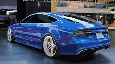 Superbe Audi RS7 personnalisée