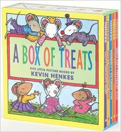A Box of Treats: Five Little Picture Books about Lilly and Her Friends: Kevin Henkes: 9780060732110: Amazon.com: Books