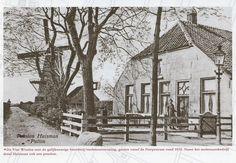Molen de Vierwinden met molenaarshuis