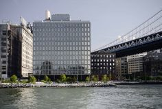 Alloy with partner Monadnock acquired the last waterfront site in DUMBO through a public RFP process in late 2013. Situated entirely within Brooklyn Bridge Park
