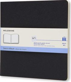 Moleskine Squared Art Plus Cahier Sketch Album by Moleskine 9788867323388 | eBay
