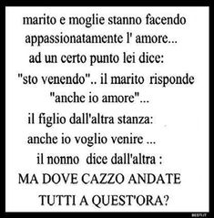 Marito e moglie | BESTI.it - immagini divertenti, foto, barzellette, video Dont Forget To Smile, Princess Aesthetic, Zodiac Quotes, Vignettes, I Laughed, Lol, Sayings, Memes, Funny