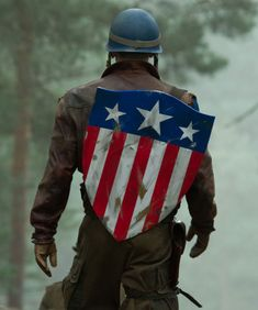 Captain America Movie | Dave's Buttoned-Up Mind