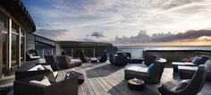 the Scarlet Hotel Cornwall, an eco luxury hotel by the sea on the North Cornish Coast
