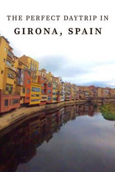 Girona is 100km north of Barcelona in the Costa Brava region of Catalunya in Spain. Home to Game of Thrones filming locations and much more, this is the perfect place for a day trip!