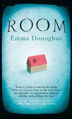 Room by Emma Donoghue - 2 stars.  Not my cup of tea...