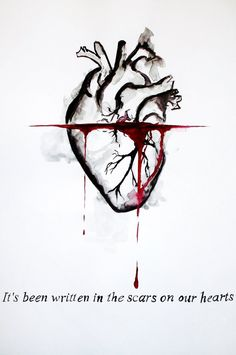 Scars on our hearts by ShyyBoyy on deviantART