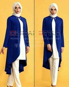 Hijab Abaya, Moslem Fashion, Hijab Collection, Hijab Trends, Casual Hijab Outfit, Islamic Fashion, Islamic Clothing, Abaya Fashion, Mode Hijab