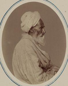 Tipos de nacionalidades en el krai de Turquestán. Árabes. Seid Omar — Visor — Biblioteca Digital Mundial