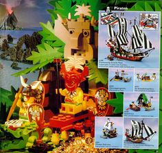 LEGO Pirates 1994 set