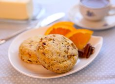 These Orange Pecan Scones are so simple, I almost couldn't believe the recipe! With only a few ingredients you need to be strategic and savvy. Self-rising flour is used because it already contains salt and baking powder. Then, one orange is used in two ways, the flavorful zest and the sweet juice. (I liked that [...]