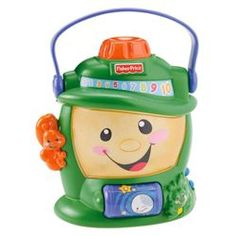 Fisher-Price Laugh and learn lantern